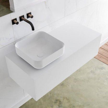 Waschtisch mit Unterschrank Binx  60-110 cm